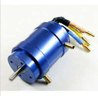 HobbyWing SeaKing 3900kv 2848SL BL Motor w/ Water-cooling for RC Racing Boat