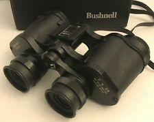 Bushnell Falcon 7x35 Insta Focus 357ft / 1000yds Hunting Coated Binoculars Case