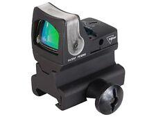 Trijicon Rmr Reflex Red 7 Moa Dot Sight Dual-Illuminated Amber Dot Matte Rm0434