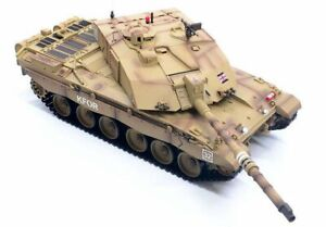 Heng Long 1:16 British Challenger 2 RC Tank - 2.4GHz Smoke and Sound