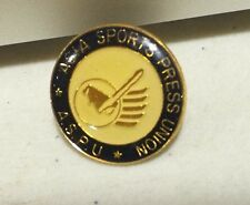 ASIA Sports Press Union pin Badge