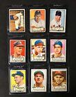 1952 Topps Baseball Cards 113
