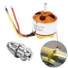 Airplane Aircraft 2700KV Outrunner Brushless Motor A 2212 Colorway High Speed TL