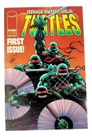 Teenage Mutant Ninja Turtles (3rd Series) #1 Image Comics 1996 NM First Issue!
