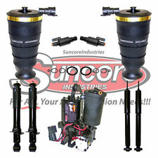 2003-2011 Lincoln Town Car Air Suspension Springs, Shocks & Compressor Kit