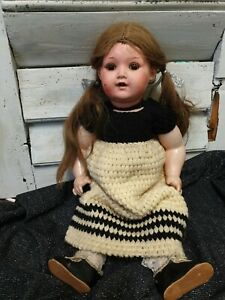 Puppe König & Wernicke K&W 111.10 Nicaput Körper 50cm K&W