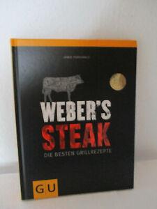Weber's Steak - Die besten Grillrezepte J.Purviance - NEU