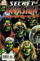 Secret Invasion Comic Issue 1 Who Do You Trust Modern Age First Print 2008 Reed