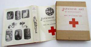 Japanisch Kunst & Handwerk Henry Joly & Kumasaku Tomita Katalog Netsuke Lack