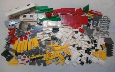 Lego World City Train Parts Lot from 10157, 10158, Station 10128, Crossing 4513