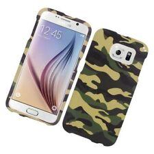 Étuis, housses et coques verte en plastique rigide Samsung Galaxy S6 pour téléphone mobile et assistant personnel (PDA)