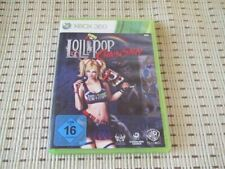 Lollipop Chainsaw für XBOX 360 XBOX360 *OVP*