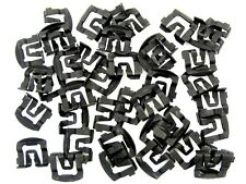 Ford Windshield & Rear Window Trim Molding Clips- 1965-1993- 40 clips- #026F