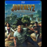Journey 2: The Mysterious Island (Blu-ray/DVD Steelbook) Dwayne Johnson