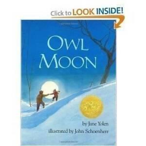Owl Moon - Paperback By Yolen, Jane - GOOD