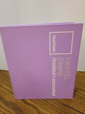 Pantone Pastel Chips Coated And Uncoated Book
