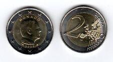 2 Euro  Fürst Albert II v. Monaco 2009 - ab 5 auktionen portofrei