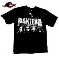 Pantera - F#cking Hostile - New Band T-Shirt