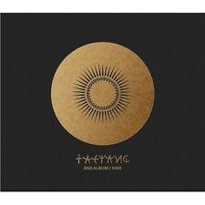 "TAEYANG 2nd Album ""RISE"" + Photo Booklet (48P) +Sticker K-POP"