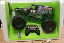 Monster Jam New Bright Grave Digger Remote Control Monster Truck 1:15 Scale