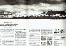 Publicité Advertising 097  1966  Rubson ( 2p)  anti humidité