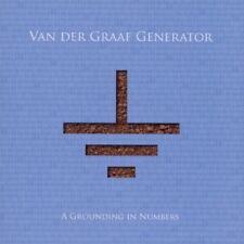 VAN DER GRAAF GENERATOR - A GROUNDING IN NUMBERS  CD NEUF