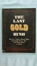 Cripple Creek Colorado The Last Gold Rush Pictorial History Book-Gold Mines