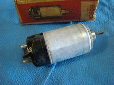 Bosch 0331302006 Starter Solenoid 6 VOLT Porsche VW Beetle NOS NEW 3 terminals