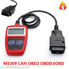 MS309 OBD2 OBDII EOBD Car Fault Code Reader Scanner Data Tester Diagnostic Tool