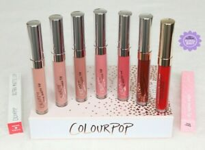 ColourPop Ultra Matte Lip **100% GENUINE with Proof** Liquid Lipstick Brand New