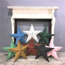 Genuine Amish 22 inch tin barn star