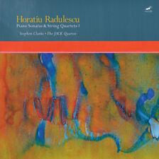 RADULESCU: Piano Sonatas & String Quartets 1–JACK Qt–Ltd Ed MODE LP 463/500 NEW!