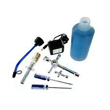 NEW RedCat Racing Nitro Starter Kit Glow Plug Igniter Charger Tools Fuel Bottle