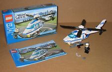 7741 LEGO Police Helicopter – 100% Complete w box & Instructions EX COND 2008