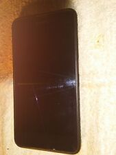 NOKIA LUMINA 635 ~ 8GB ~ BLACK (AT&T) WORKS WITH CRACKED SCREEN