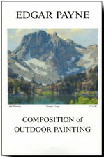 Edgar Payne: Composition of Outdoor Painting--NEW!!
