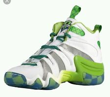 Adidas Crazy 8 MLS Seattle Saunders Basketball Shoes Man US 8.5 White Green NEW