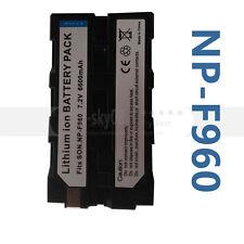 6600mAh NP-F970 Battery For Sony CCD-TR HDR-FX1E/FX7E/FX1000E L Series Camcorder
