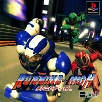 PS1 Running High Japan PS PlayStation 1 F/S