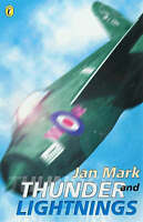 Thunder and Lightnings by Jan Mark, Acceptable Used Book (Paperback) FREE & FAST