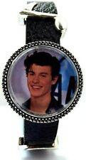 9-18 Year Gift Box Birthday Party Shawn Mendes Black Adjustable Bracelet Charm