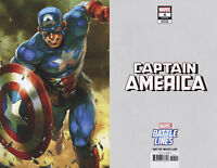 CAPTAIN AMERICA #4 MAXX LIM MARVEL BATTLE LINES VARIANT MARVEL COMICS