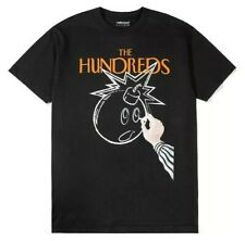 NWT The Hundreds Dust T-Shirt Black