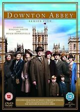 Downton Abbey Series 5 ITV TV Period Drama Complete Season 5 New UK Region 2 DVD