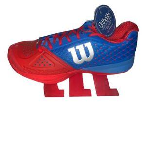 Wilson Rush Pro Glide Tennis Shoe Unisex  Size Men-10.5  Women-12