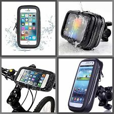 All HTC Mobiles Universal Bicycle Bike 360 Degree Waterproof Case Mount Holder