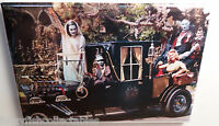 "Munsters Vintage Photo 2"" x 3"" Refrigerator Locker MAGNET Herman Grandpa Car"