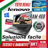 """PC NOTEBOOK LENOVO THINKPAD T530 15.6"""" CPU I5 4GB RAM OTTIMO!!!! + KEY WIN10!!!!"""