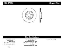 Disc Brake Rotor-OE Type Drilled Disc-Preferred Front fits 00-06 Jaguar XKR