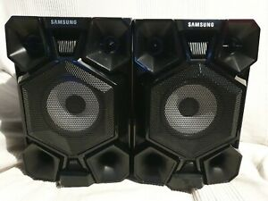 Samsung Giga Blast Stereo Speakers PS-J630